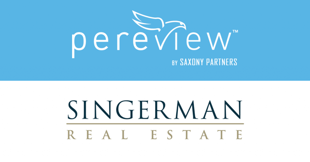 Singerman Real Estate selects Pereview by Saxony Partners as their new Life-of-the-Asset solution