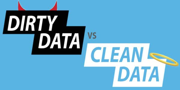 Dirty Data vs Clean Data