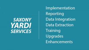 Saxony is a full service Yardi consultation firm.