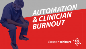 Clinician burnout is a growing issue for healthcare providers.
