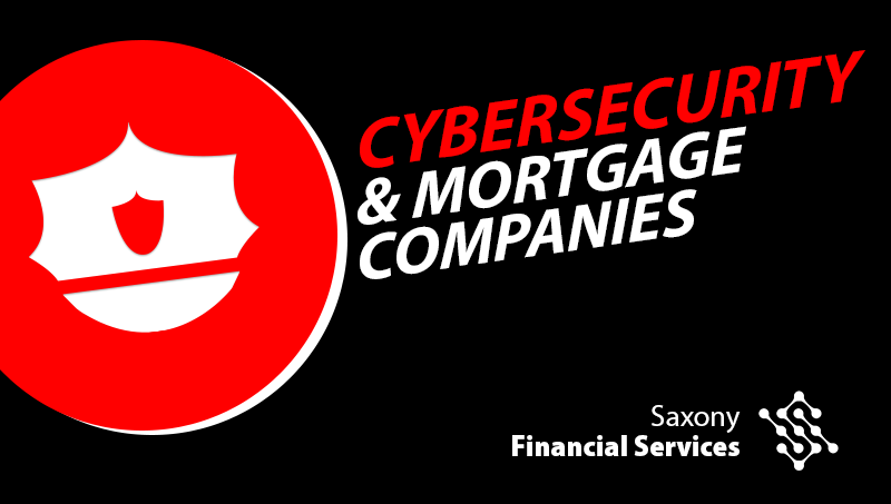 Cybersecurity Mortgage Companies