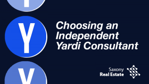 Yardi Consulting Services