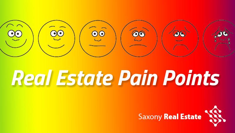Real estate pain points