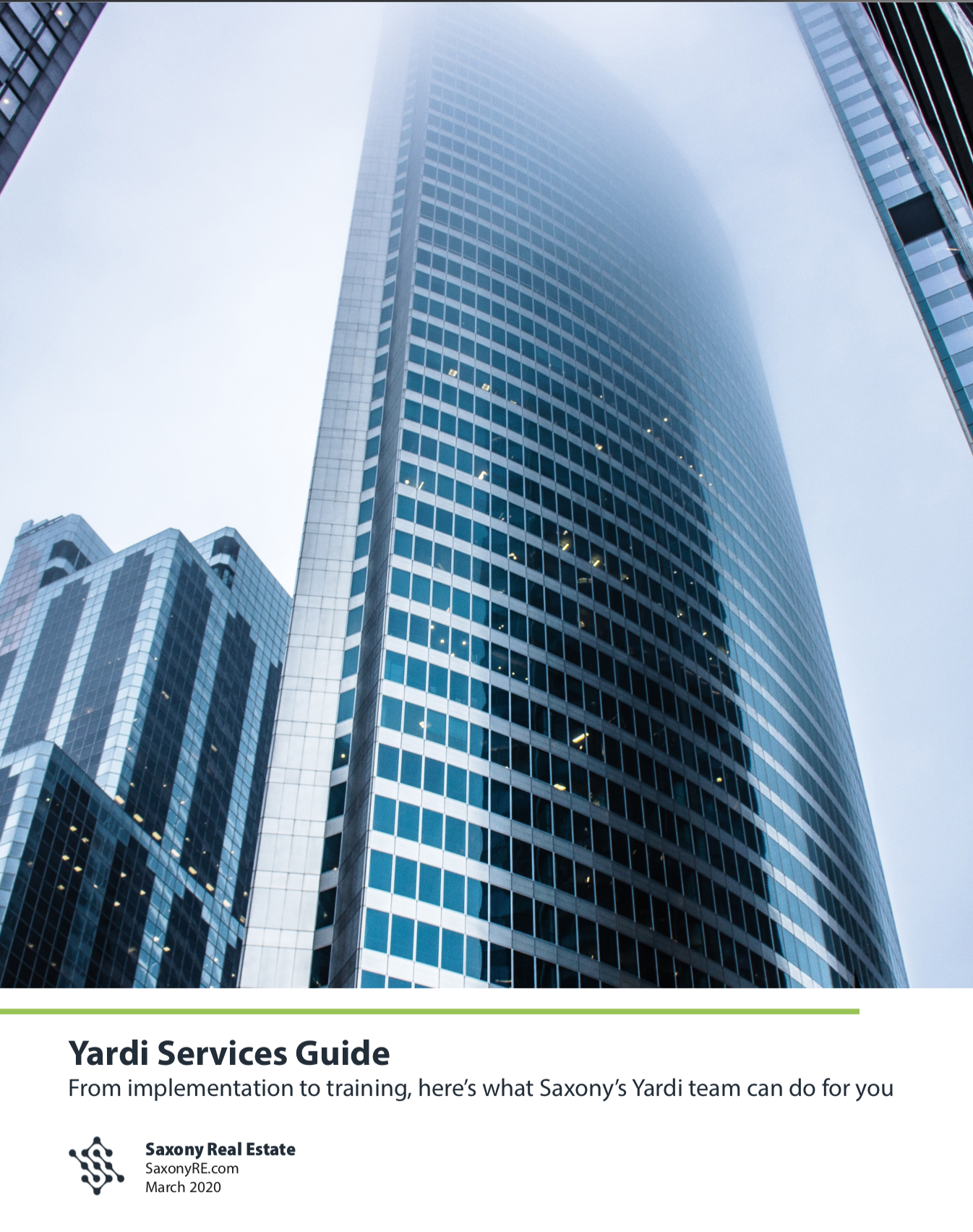 Yardi services overview