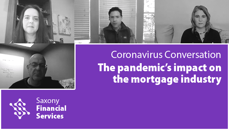 The impact of coronavirus on the mortgage industry